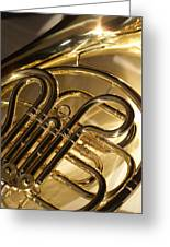 French Horn I Greeting Card