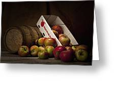 Fresh From The Orchard I Greeting Card