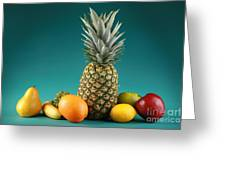 Fresh Fruit Greeting Card