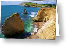 Freshwater Bay Greeting Card