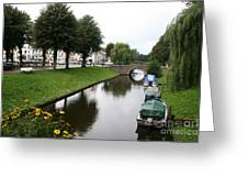 Friedrichstadt - Germany Greeting Card