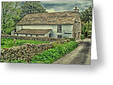 Friends Meeting House England Greeting Card