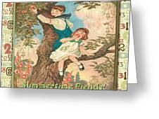 Friendship-c Greeting Card