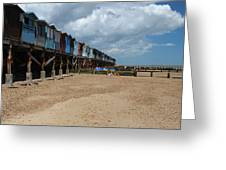 Frinton-on-sea Essex Uk Greeting Card