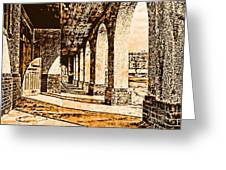 Frisco Depot Greeting Card