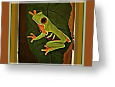 Frogtown Greeting Card