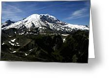 From Mount Fremont Lookout Greeting Card