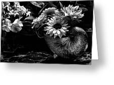 From The Garden Greeting Card