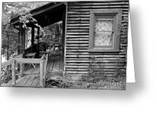 Front Porch Greeting Card by Mel Steinhauer