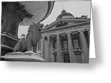 Frontenac County Courthouse 2 Greeting Card