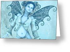 Frost Fairy Greeting Card