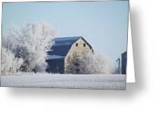 Frost Farm Greeting Card