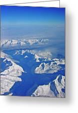 Frozen World Greeting Card