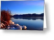 Frozenskaha 001 Greeting Card