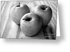 Fruit And Grain Greeting Card