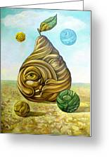 Fruit Of Knowledge Greeting Card