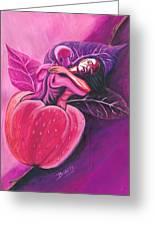 Fruit Of The Garden Of Eden Greeting Card