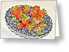 Fruity Day Greeting Card