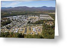 Fryeburg Fair, Maine Me Greeting Card