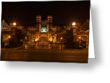 Fsu Westcott Building/ruby Diamond Auditorium Greeting Card by Frank Feliciano