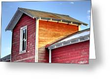 Ft Collins Barn 13502 Greeting Card
