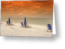 Ft. Myers Beach Greeting Card