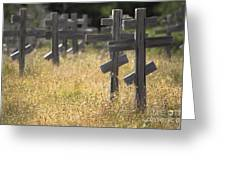 Ft. Ross Cemetary Greeting Card