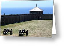 Ft. Ross State Historic Park Greeting Card