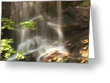 Fuller Falls Greeting Card