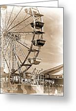 Fun Ferris Wheel Greeting Card