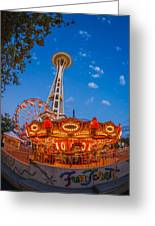 Fun Forest Now That Looks Fun Greeting Card