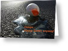 Funny Greeting Card For Easter Greeting Card