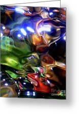 Funshway Light Greeting Card by Terril Heilman