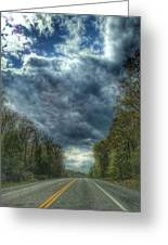 Furnace Branch Road Greeting Card