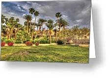 Furnace Creek Inn Greeting Card