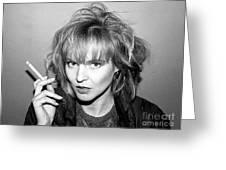 Gabby 1981 Greeting Card