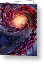 Galaxy Greeting Card