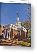 Galbreath Chapel Greeting Card