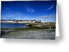 Galway  Greeting Card