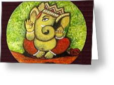 Ganesh I Greeting Card