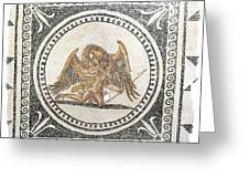 Ganymede Carried Off By Zeus Greeting Card
