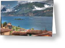 Gardasee Greeting Card