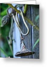 Garden Art Greeting Card