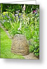 Garden Decoration Greeting Card