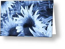 Garden Guardian 2 Greeting Card