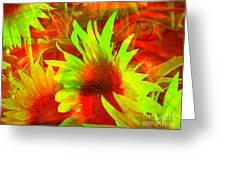 Garden Guardian 4 Greeting Card