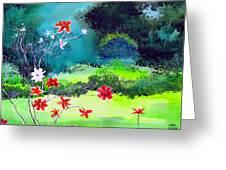 Garden Magic Greeting Card