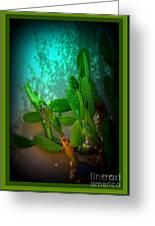 Garden Of Eden Light Greeting Card