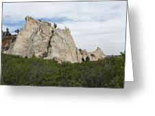 Garden Of The Gods Scene 28 Greeting Card