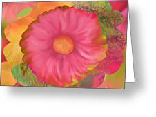 Garden Party II  Greeting Card